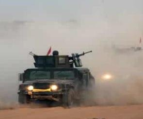 Iraqi advance into Tikrit slowed by resistance as U.S. airstrikes continue
