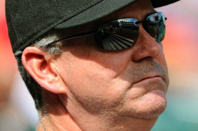 Miami Marlins manager Dan Jennings moved back to front office