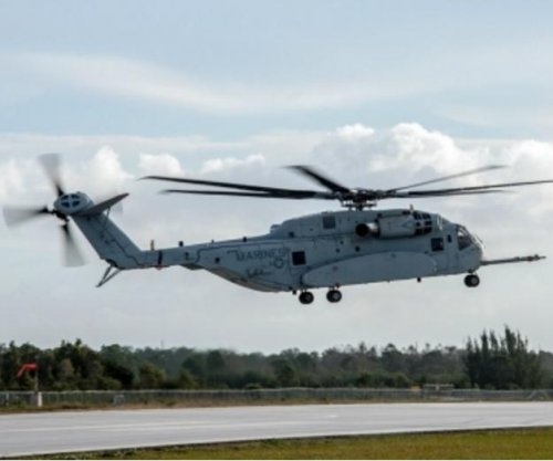 Second CH-53K helicopter enters testing program