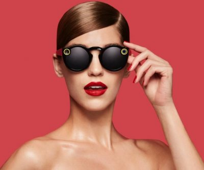 Snapchat introduces 'Spectacles' glasses with video camera
