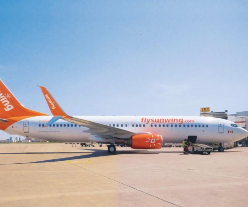 Canadian police: Sunwing Airlines pilot found drunk, passed out in cockpit