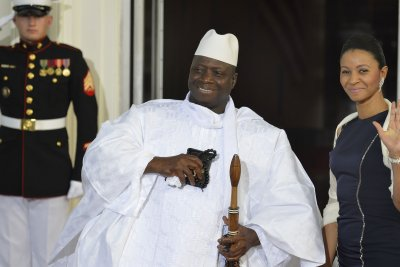 Troops cross into Gambia from Senegal to oust long-time ruler refusing to step down