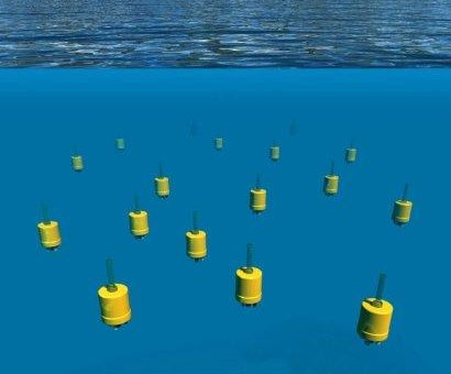 Researches replicate ocean life with swarm of underwater robots