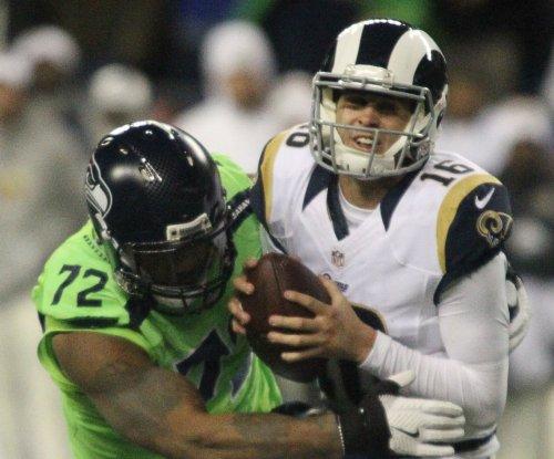 Los Angeles Rams QB Jared Goff makes progress in OTAs