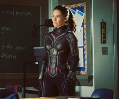 Evangeline Lilly shares first look at Wasp in upcoming 'Ant-Man' sequel