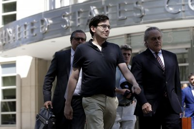 Martin Shkreli ordered to forfeit $7.4 million in assets