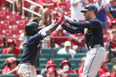 Youthful Atlanta Braves open series with skidding San Francisco Giants