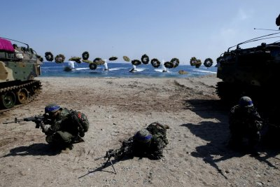 South Korea conservatives: Canceled joint drills 'worst' for security