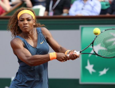 No. 1 Serena at another milestone -- tie for 5th-most WTA titles