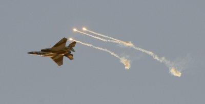 Israeli jets strike Gaza in response to attacks