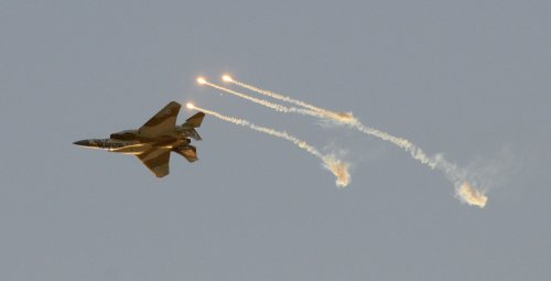 Israeli jets strike Gaza in response to attacks