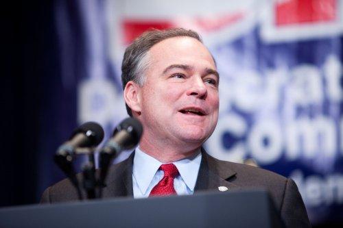 DNC: Kaine 'likely' to run for U.S. Senate
