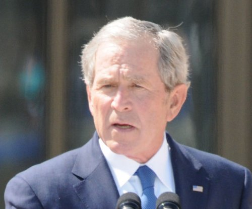 George W. Bush talks Iran, Hillary and 2016 in rare public discussion