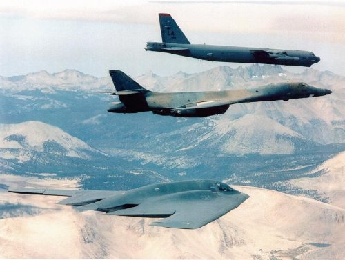 U.S. bomber fleets re-aligned under single command