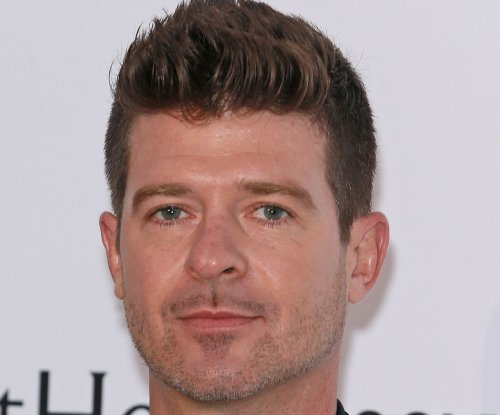 Robin Thicke was 'high and drunk' in 'every' 2013 interview