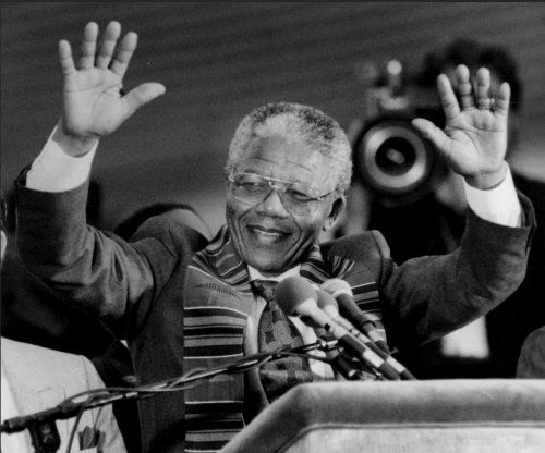 Johannesburg, South Africa, switches parties for first time since apartheid