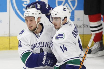 Vancouver Canucks deal Alex Burrows to Ottawa Senators for Jonathan Dahlen