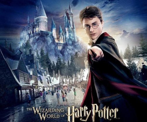 Christmas celebration coming to Universal's 'Harry Potter' theme park