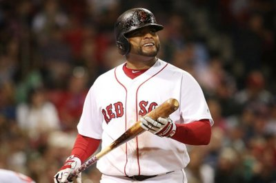 Boston Red Sox place third baseman Pablo Sandoval on disabled list