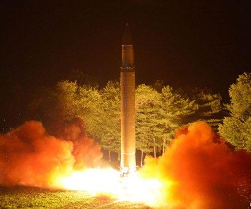 North Korea fires ballistic missile over Japan