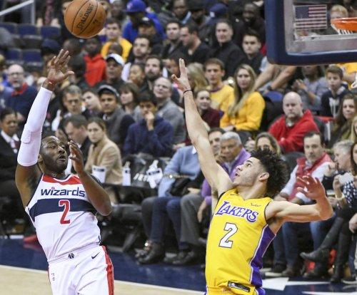 John Wall, Washington Wizards get revenge on Los Angeles Lakers