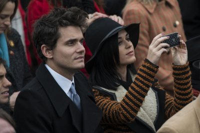 John Mayer says he watched Katy Perry's live stream