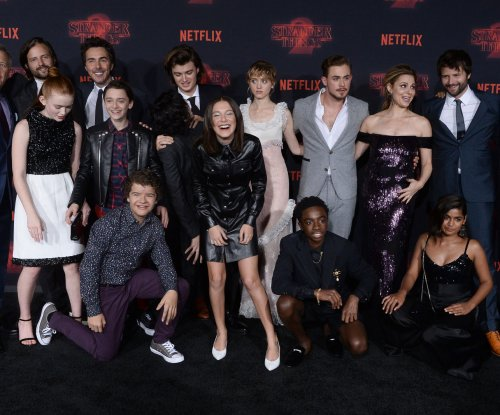 'Stranger Things' cast goes back to work in new video