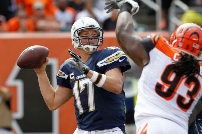 Joey Bosa to sit again, Philip Rivers to play for Los Angeles Chargers