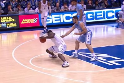 March Madness: Duke star Zion Williamson's Nike shoe missing; 'worth $250K'