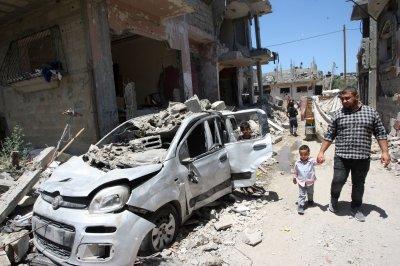 U.N. human rights chief says Israel, Hamas may be guilty of war crimes in Gaza