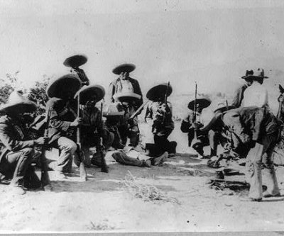 Diaz men fortify Juarez, prepare for attack