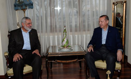Turkish PM to check on blockade pledge
