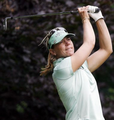 Sorenstam up by 3 at Michelob Ultra Open