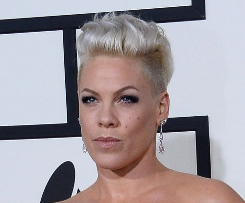 Pink responds to critics of her weight: 'I feel beautiful'