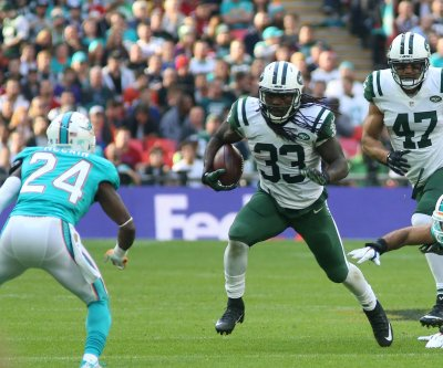 New York Jets beat Miami Dolphins in London