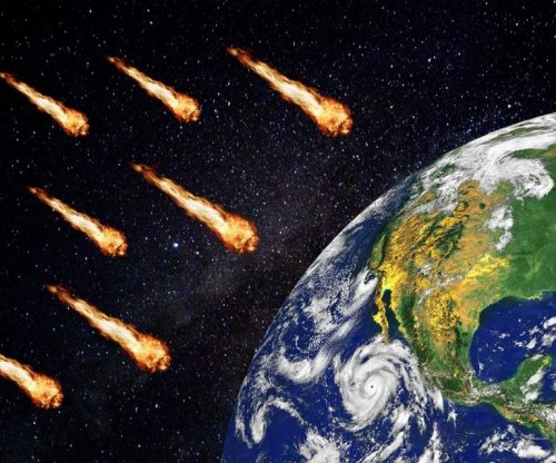 NASA detects atomic-force meteor explosion above the Bering Sea