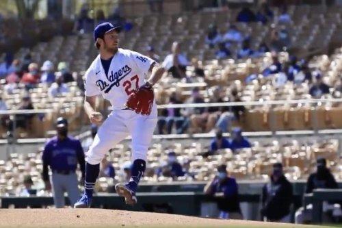 Dodgers rock Rockies, Trevor Bauer stellar in L.A. spring debut