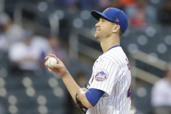 New York Mets ace Jacob deGrom has setback, likely out until September