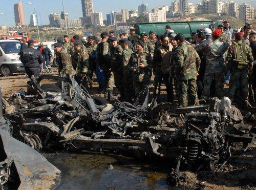 Israel monitoring tension in Lebanon