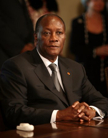 Ivory Coast thanks France for debt cancel