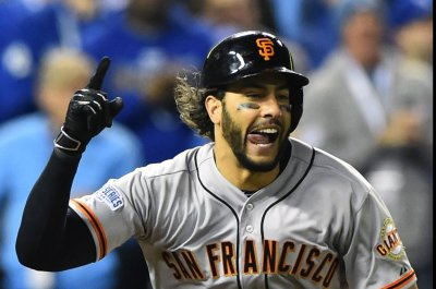 San Francisco Giants begin another title defense in Arizona