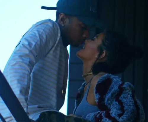 Watch: Tyga and Kylie Jenner get intimate in 'Stimulated' music video