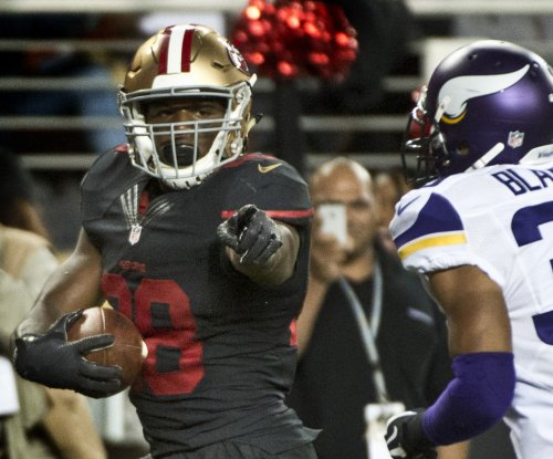 49ers run away and Hyde in win over Vikings