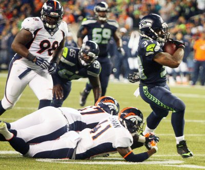 Seattle Seahawks RB Marshawn Lynch to miss game versus Cincinnati Bengals
