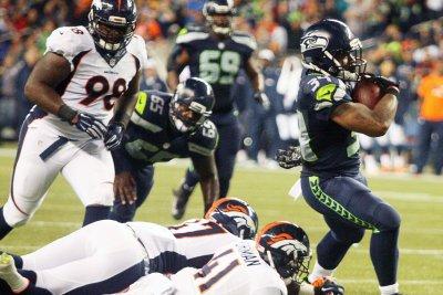 Seattle Seahawks RB Marshawn Lynch to miss game versus Cincinnati Bengals