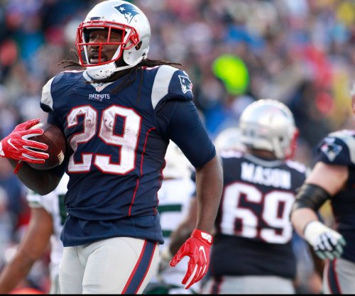 New England Patriots' LeGarrette Blount fined $18k for Ndamukong Suh facemask