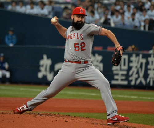 Los Angeles Angels shut down Detroit Tigers behind Matt Shoemaker