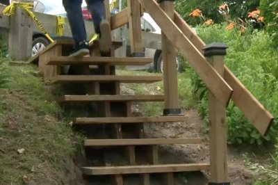 Canada man built stairs in park for $550 after city estimated $65,000