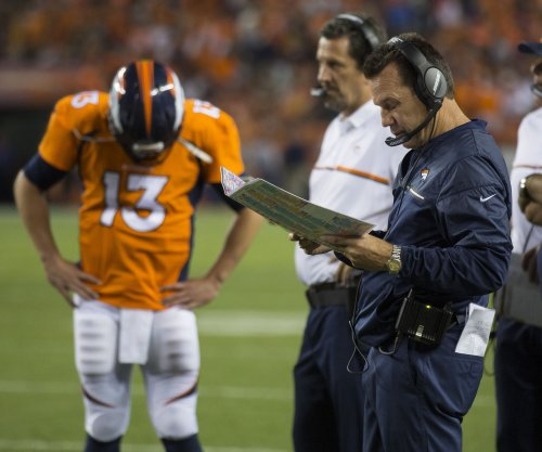 Denver Broncos: Vance Joseph says QB competition far from over