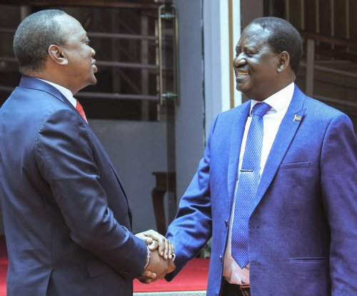 Kenyatta, Odinga agree to reconcile after bitter Kenyan election